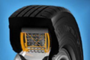 První bezvzduchová pneumatika Continental