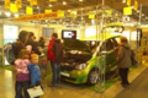 Firma Brisk na výstavě Autosalon BRNO 2013