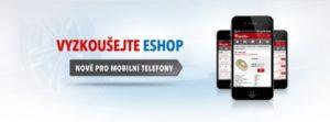 Mobilní verze e-shopu Nextis je zde