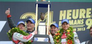 Úspěch MICHELINU na 24 hodin Le Mans 2013 v číslech