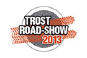 TROST ROAD-SHOW 2013 – Nejostřejší přehlídka garážového vybavení v ČR je tady