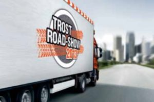 ROAD-SHOW firmy Trost startuje
