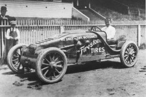 Závodní historie značky Firestone