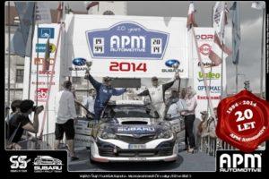 Kalendář APM Automotive 2014