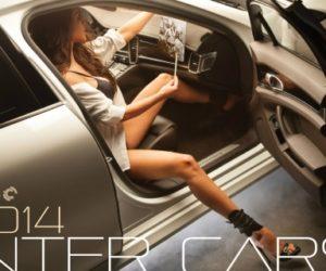 Kalendár Inter Cars 2014