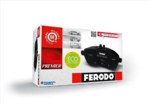 Technologie brzdových destiček Ferodo - stále o krok napřed