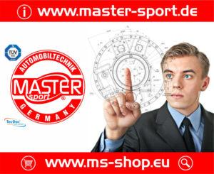 Master Sport sa aktívne podieľa na činnostiach spojených s uvedením nového modelu Chevrolet