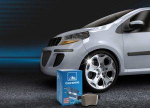Jsou brzdové destičky ATE Ceramic stejné jako brzdové destičky Performance?