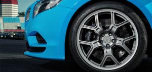Michelin a Volvo-Polestar