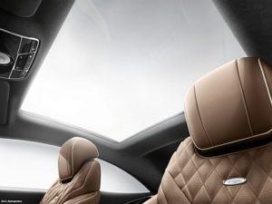 Sklo WONDERLITE™ společnosti AGC bylo vybráno pro největší skleněnou střechu s regulací světla všech dob u luxusního auta