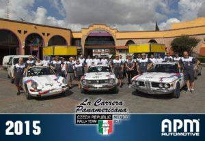 Kalendář APM Automotive 2015