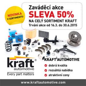 ALLSTAR: Novinka v sortimentu – autodíly Kraft Automotive