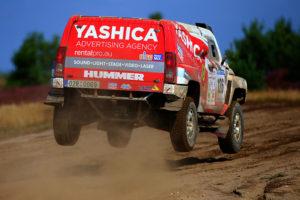 Liqui Moly: Ultimate Dakar Racing Crew