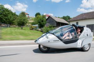 Bridgestone opět podporuje soutěž eTourEurope o délce 4000 km