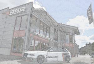BSR Project car ve světové premiéře na motoristické akci LEGENDY