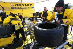 Prehliadka tímu Dunlop pre Le Mans na papieri