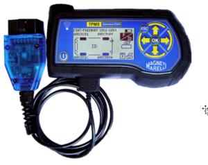 Systémy pro monitorování tlaku v pneumatikách s využitím TPMS Connect Evo
