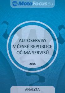 Analýza: Autoservisy očima servisů 2015