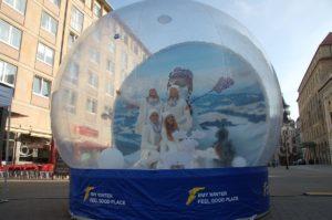 Goodyear: Súťaž #MyWinterFeelGoodPlace oslavuje a ponúka on-line inšpiráciu na zimné cestovanie