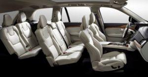 "Johnson Controls: komfort ve ""Vozidle roku"" Volvo XC90"