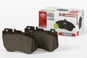 Federal-Mogul Motorparts rozšiřuje sortiment brzdových destiček Ferodo® Eco-Friction® s nulovým obsahem mědi