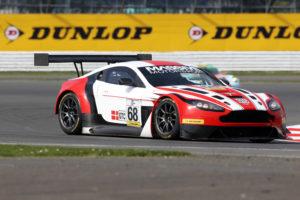 Aston Martin Racing a Dunlop vstupují do technického partnerství