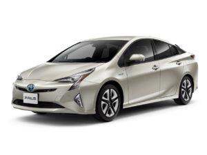 Pneumatiky Bridgestone ECOPIA a TURANZA jsou originální výbavou modelu Toyota Prius 2016