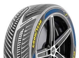 Goodyear predstavuje štúdiu pneumatík s pokročilou senzorovou technológiou pre prvú generáciu autonómnych vozidiel