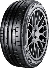 Letní pneumatika SportContactTM 6 pro dokonalý zážitek ze sportovní jízdy a maximální bezpečnost