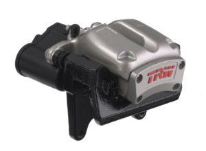 TRW představuje funkce a výhody elektrické parkovací brzdy
