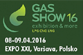Brisk na AUTO GAS SHOW 2016