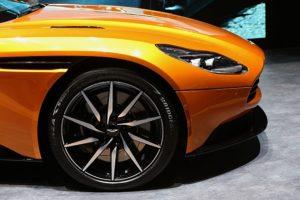 Bridgestone se stal partnerem projektu společnosti Aston Martin