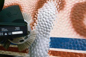 Patentovaná technologie Metal Blaster System od značky HAMACH