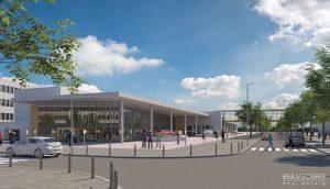 Goodyear je zakladajúcim partnerom nového Automobilového kampusu v Luxembursku