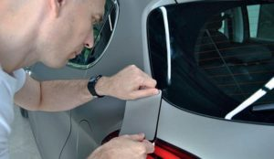 Rady a tipy techniku Spies Hecker pro strukturované barvy Peugeot