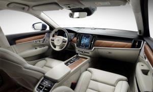 Johnson Controls přináší komfort a luxus novému Volvu S90