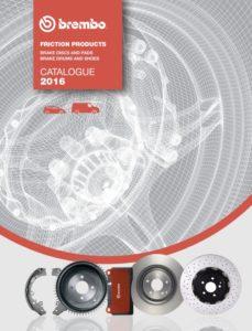 Brembo katalog - neustále se rozvíjející klasika