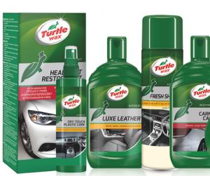 Inter Cars: Novinky v sortimente Turtle Wax