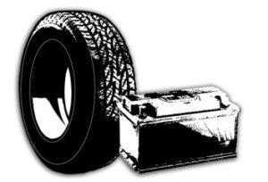Bezplatný zber opotrebovaných pneumatík a olovených akumulátorov u Autotechny