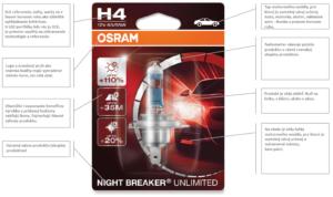 Nový design obalov autožiaroviek OSRAM