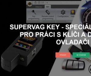 Nový web od SuperVAGu