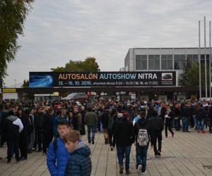 AUTOSALÓN-AUTOSHOW NITRA 2016