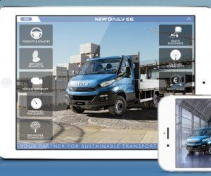 Nové Daily Euro 6 a aplikácia DAILY BUSINESS UP na výstave IAA 2016