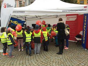 Úspešná dopravno-bezpečnostná akcia projektu Goodyear Bezpečná škôlka
