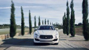 Pneumatiky Bridgestone vybrané pre prvé SUV značky Maserati
