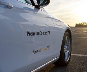 Nová pneumatika PremiumContact 6 bude predstavená začiatkom roka 2017
