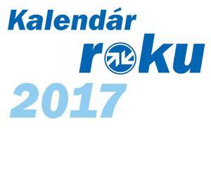 ANKETA: Vyberte najlepší kalendár roka 2017