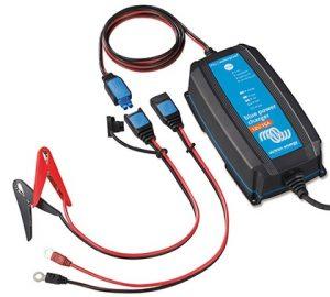 Novinka v sortimente Elán Car: Profesionálne nabíjačky batérií Blue Power