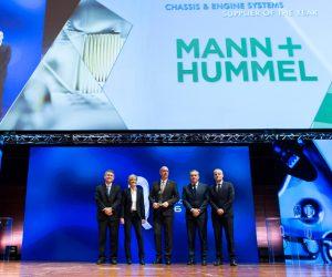 MANN + HUMMEL bol koncernom Fiat Chrysler Automobiles vyhlásený ako víťaz Supplier of the Year 2016