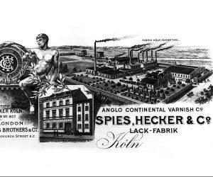 Spies Hecker - Váš partner už 135 rokov